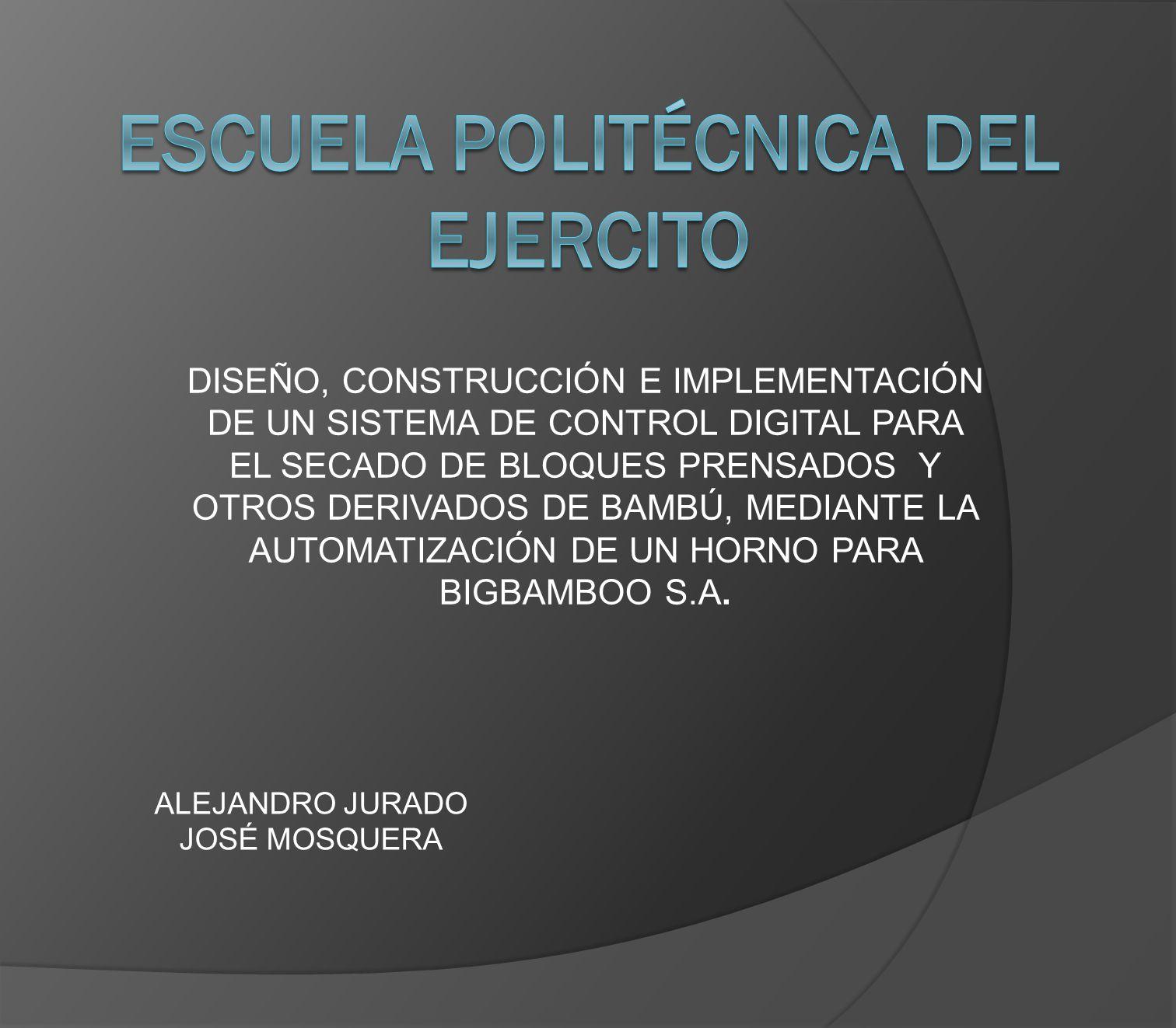 ESCUELA POLITÉCNICA DEL EJERCITO