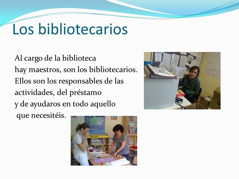 Los bibliotecarios