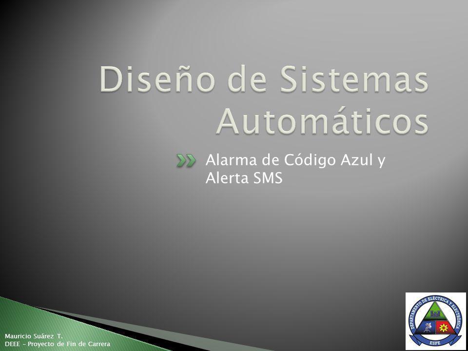 Diseño de Sistemas Automáticos