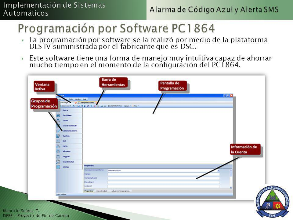 Programación por Software PC1864