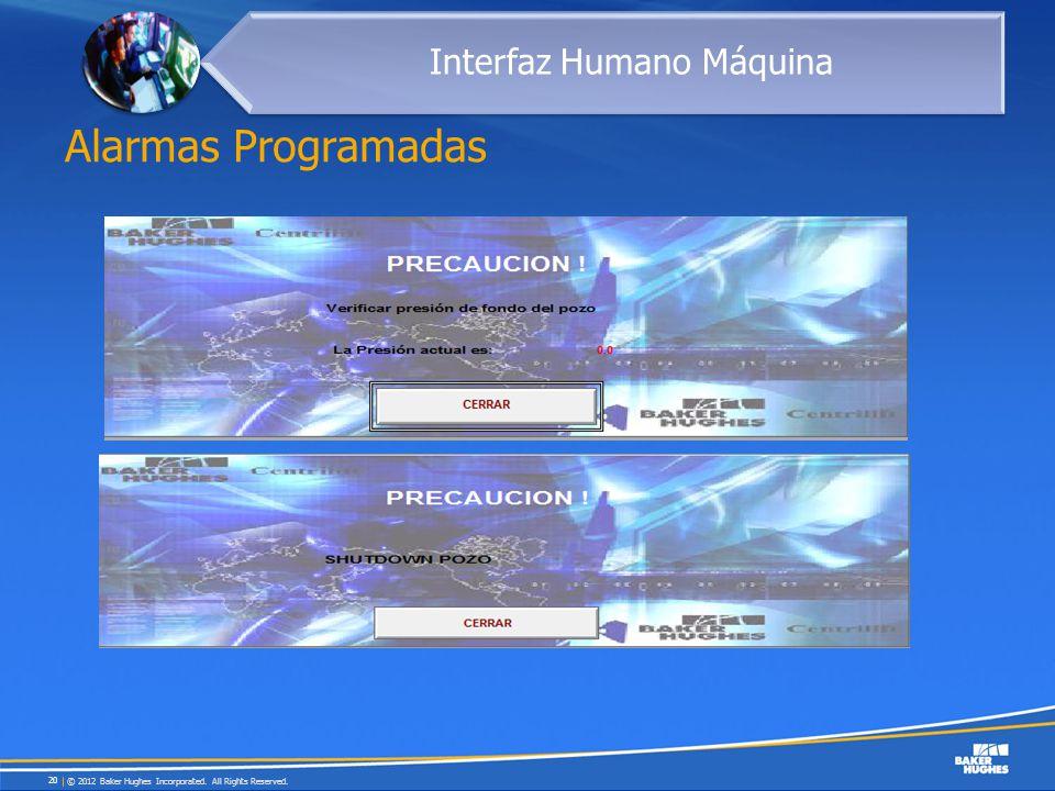Interfaz Humano Máquina