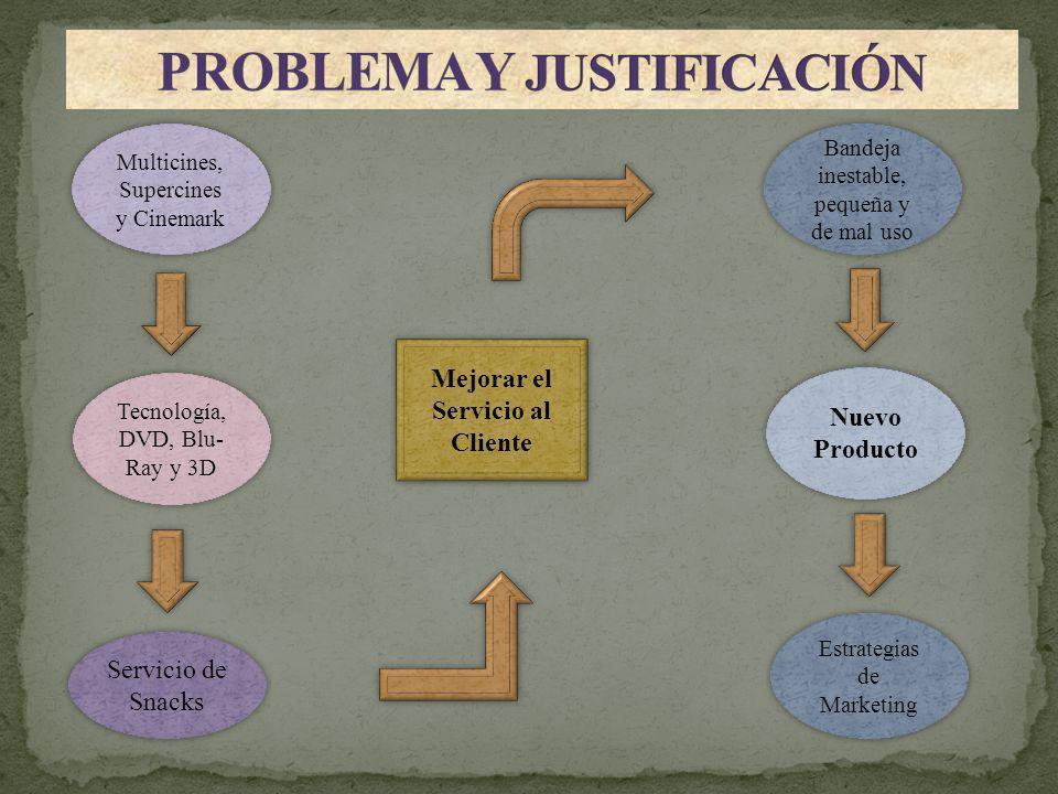 PROBLEMA Y JUSTIFICACIÓN