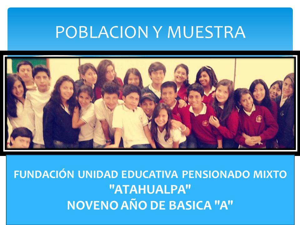 FUNDACIÓN UNIDAD EDUCATIVA PENSIONADO MIXTO ATAHUALPA