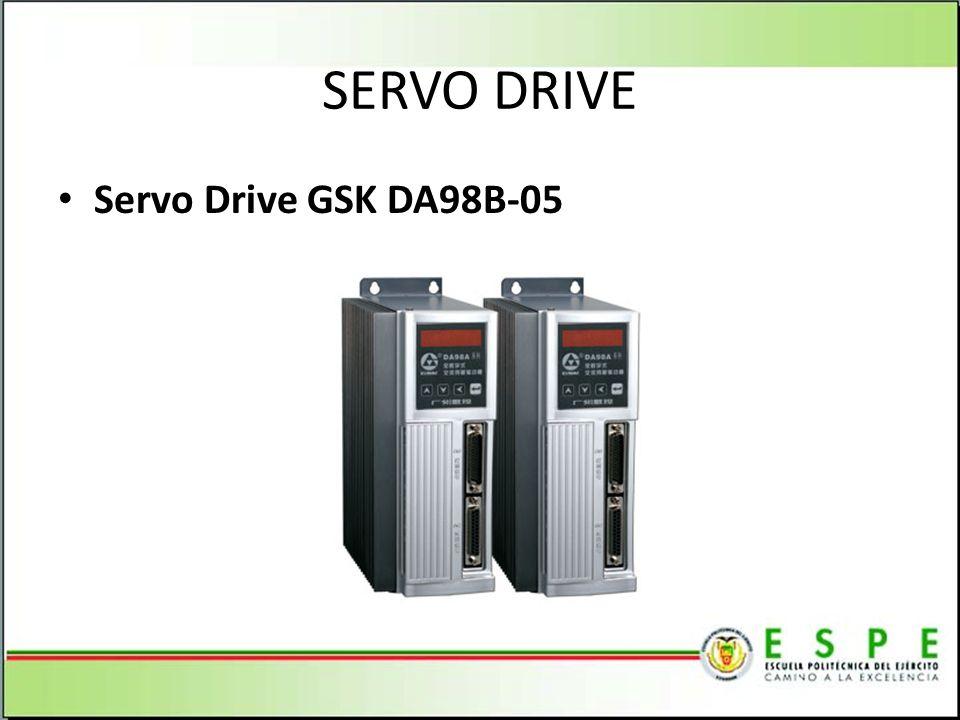 SERVO DRIVE Servo Drive GSK DA98B-05