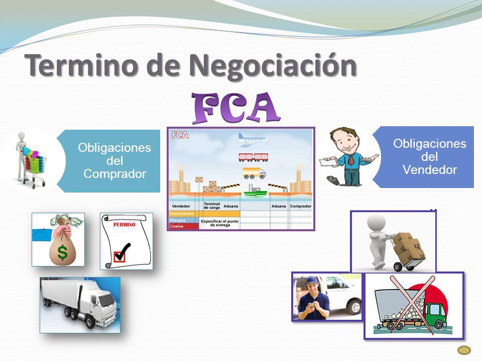 Termino de Negociación