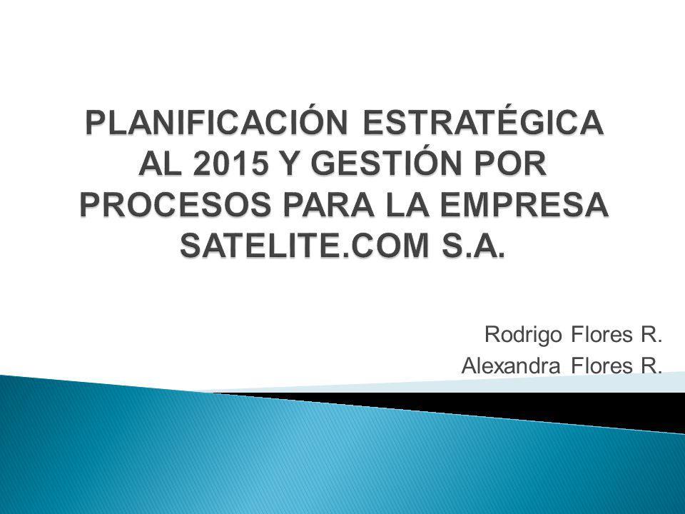 Rodrigo Flores R. Alexandra Flores R.