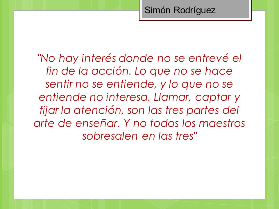 Simón Rodríguez