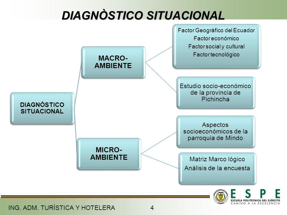 DIAGNÒSTICO SITUACIONAL