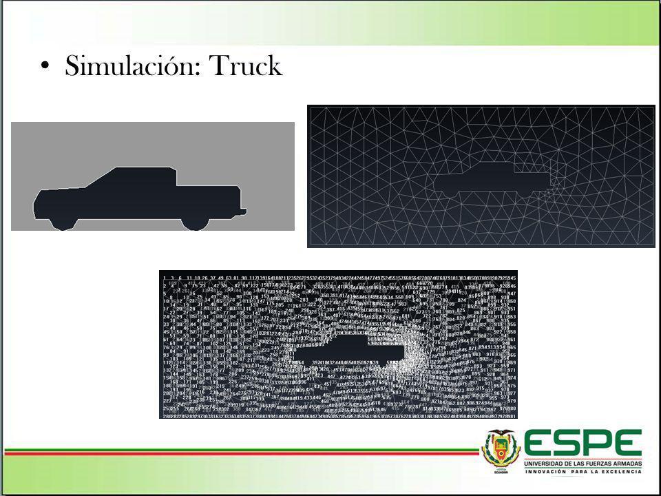 Simulación: Truck