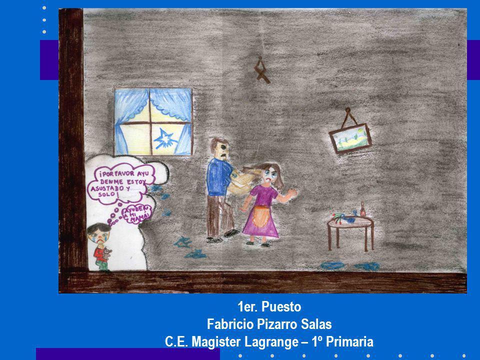 Fabricio Pizarro Salas C.E. Magister Lagrange – 1º Primaria