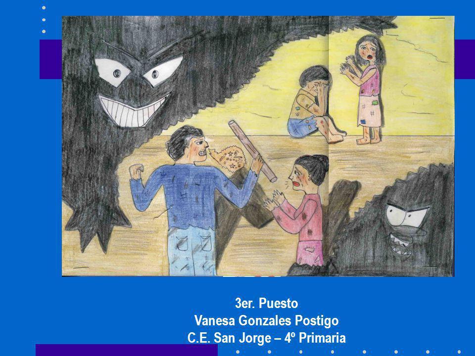 Vanesa Gonzales Postigo C.E. San Jorge – 4º Primaria