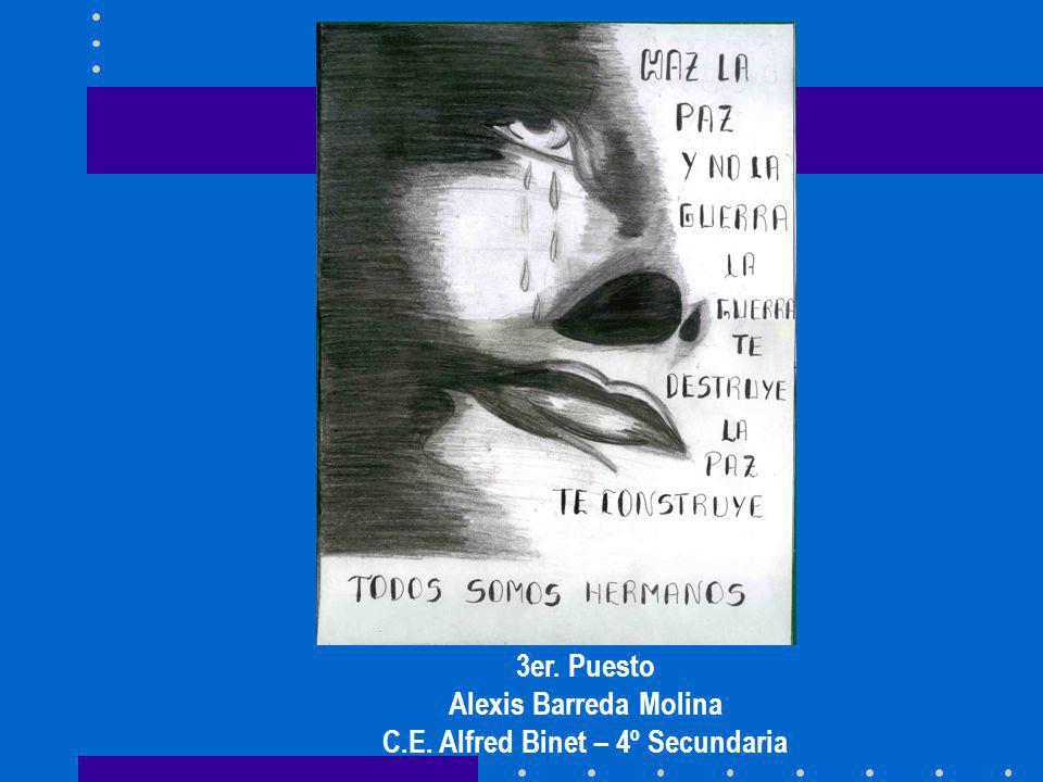 C.E. Alfred Binet – 4º Secundaria