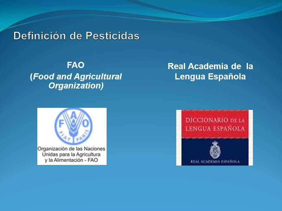 Definición de Pesticidas