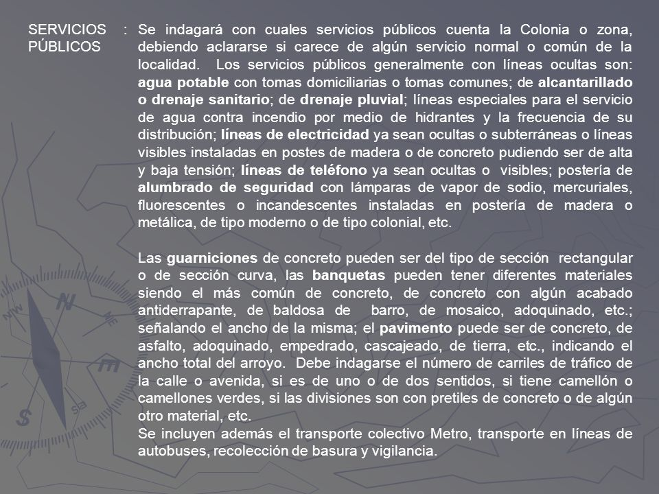 SERVICIOSPÚBLICOS. :