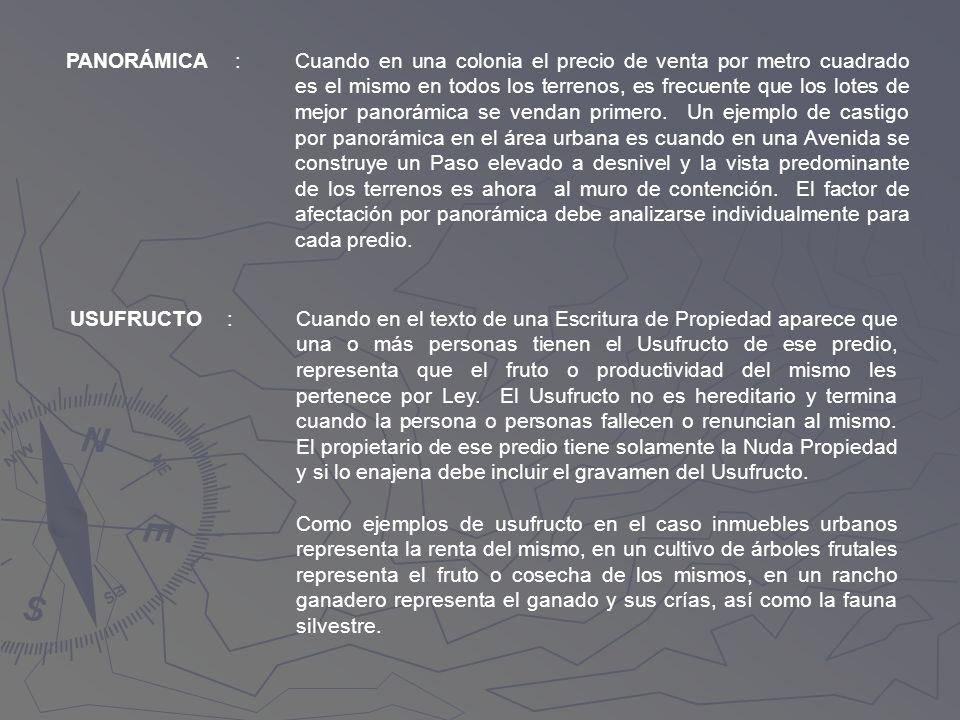 PANORÁMICA: