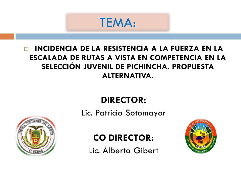 Lic. Patricio Sotomayor