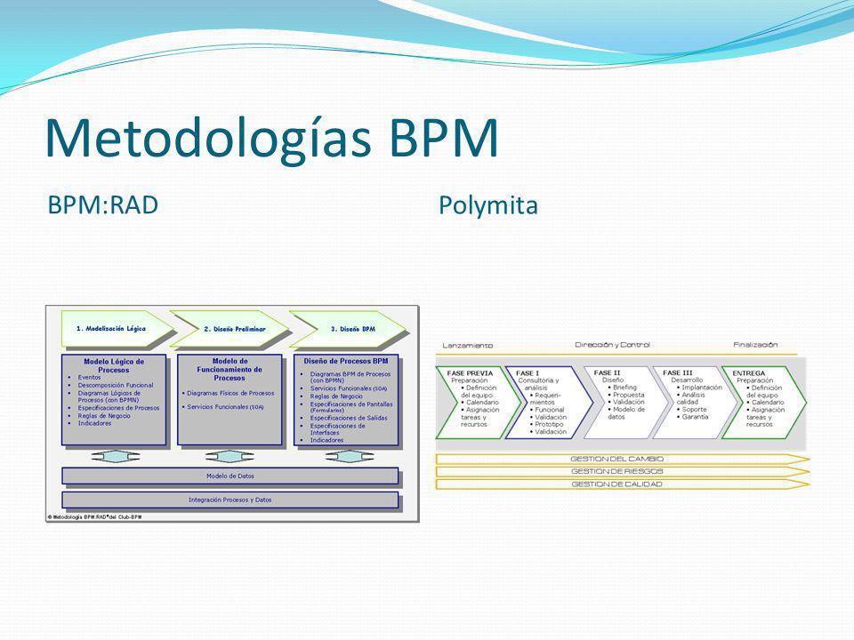 Metodologías BPM BPM:RAD Polymita