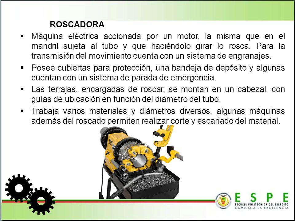 ROSCADORA