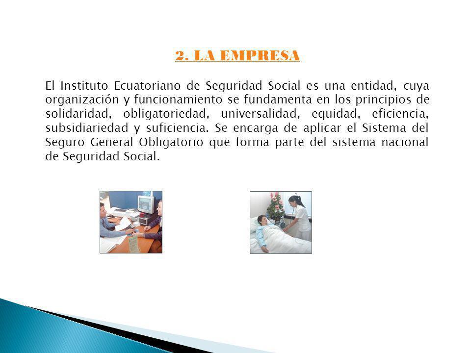 2. LA EMPRESA