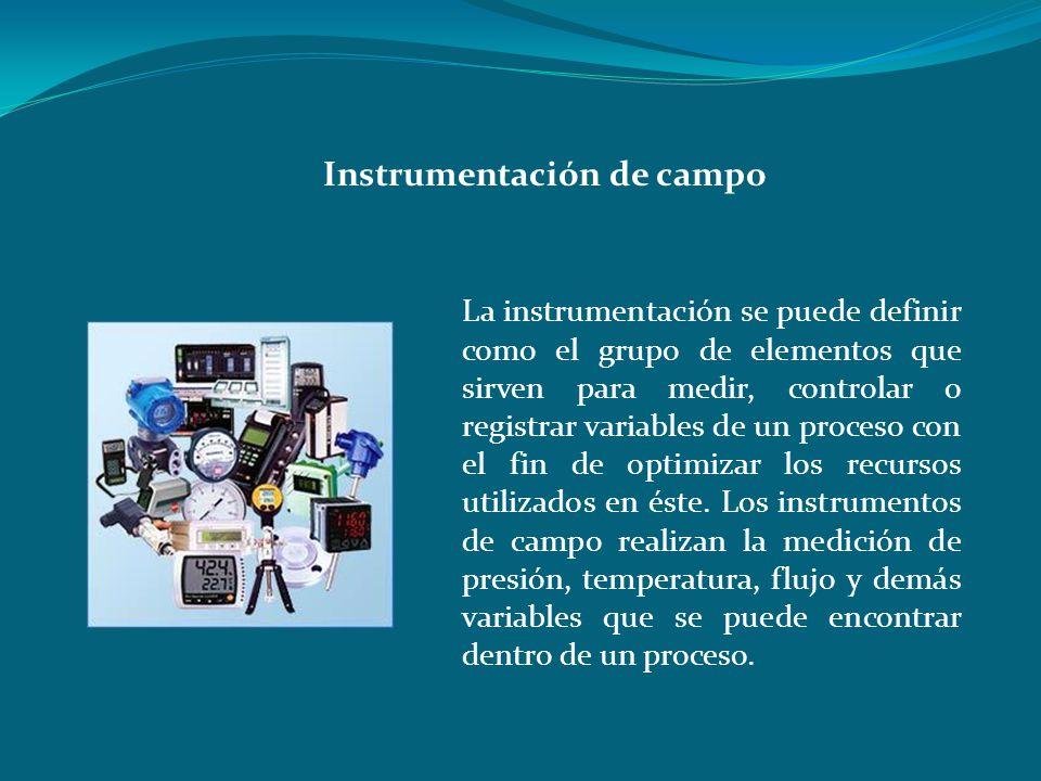 Instrumentación de campo
