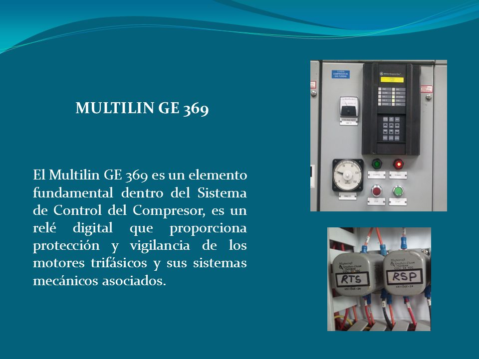 MULTILIN GE 369