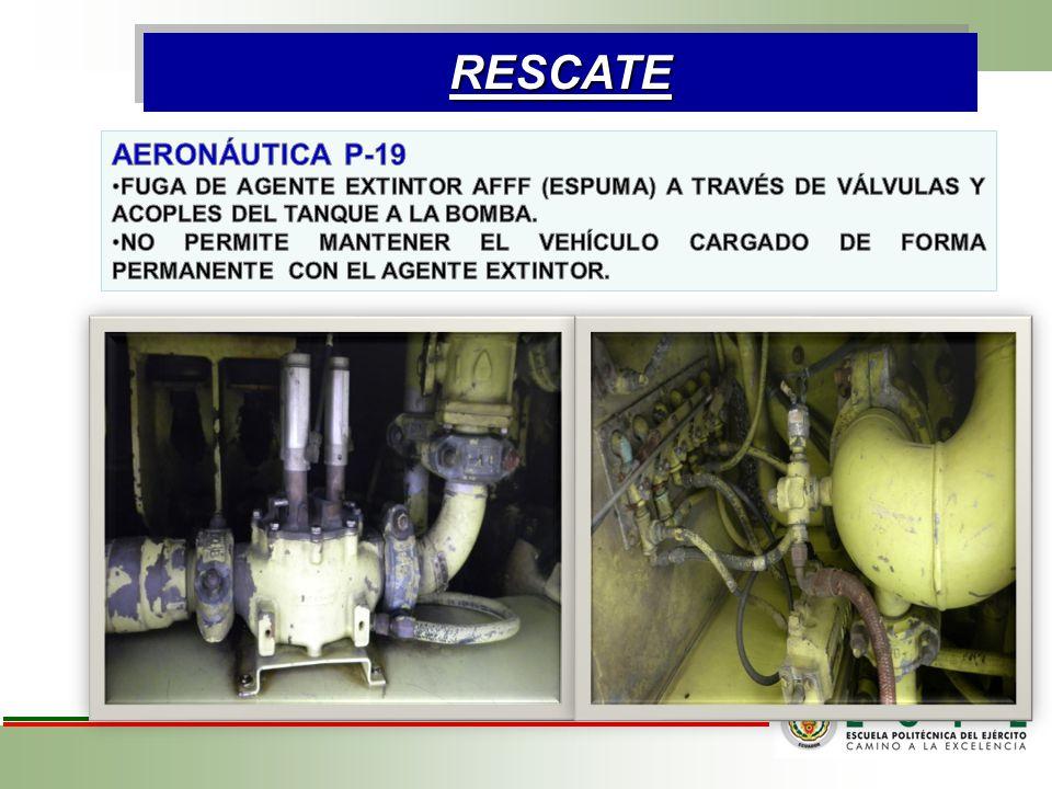 RESCATE AERONÁUTICA P-19