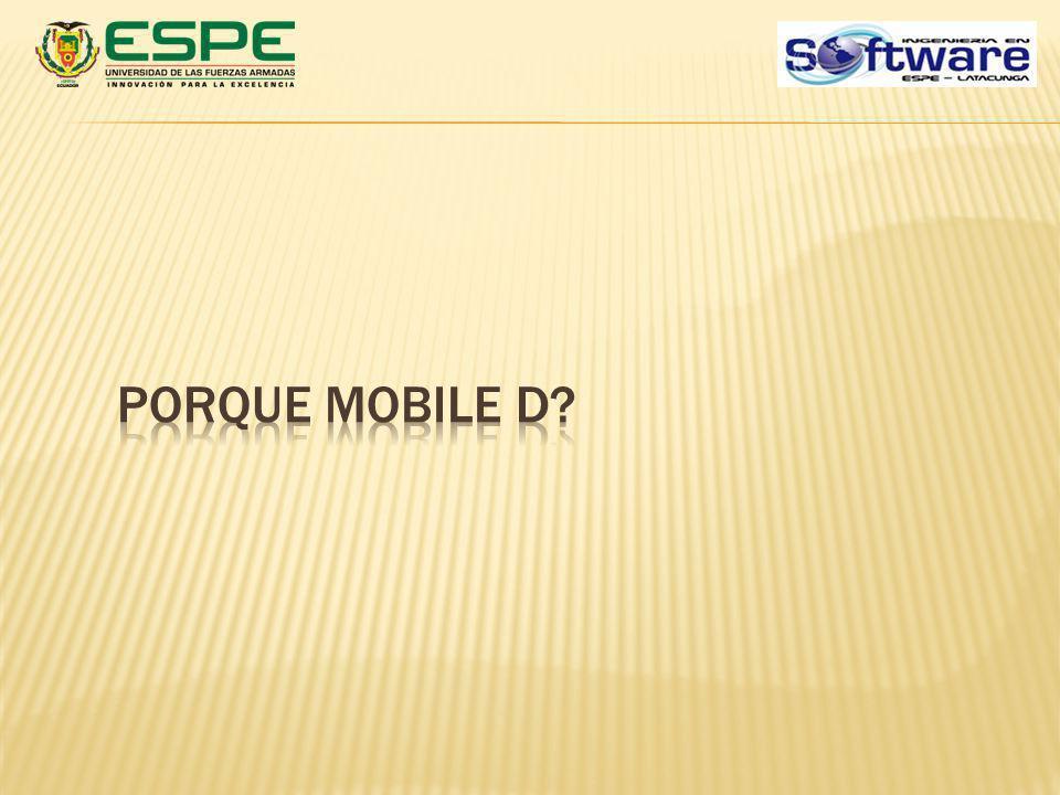 Porque Mobile D