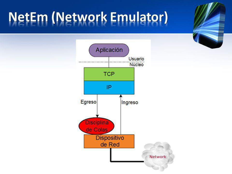 NetEm (Network Emulator)