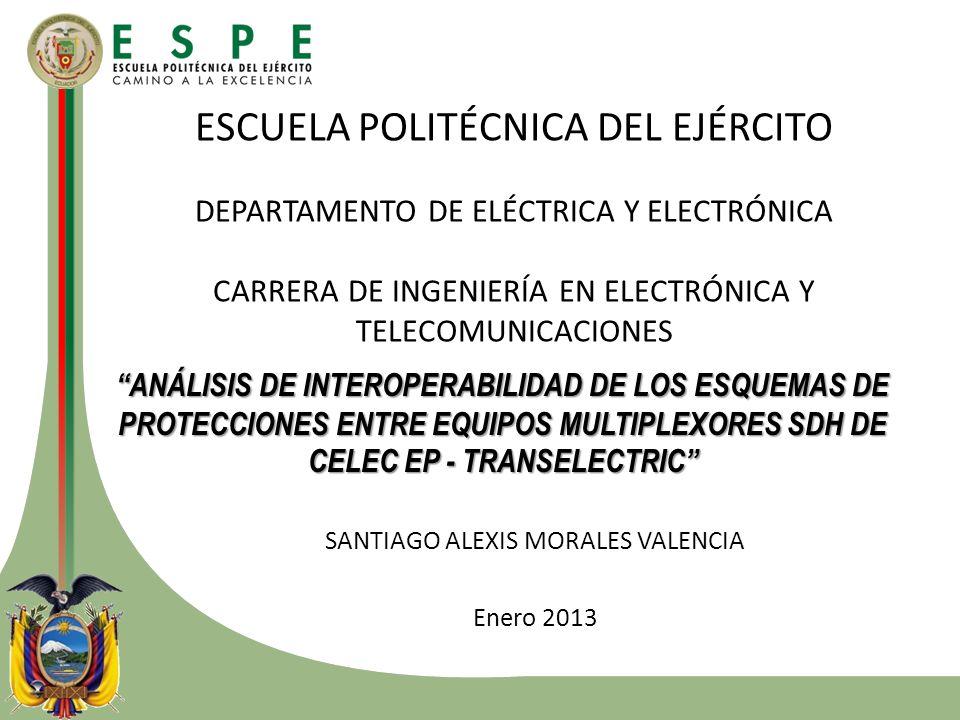 SANTIAGO ALEXIS MORALES VALENCIA Enero 2013