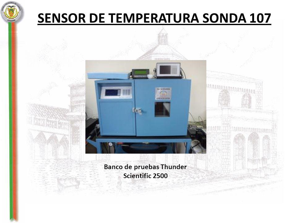 SENSOR DE TEMPERATURA SONDA 107