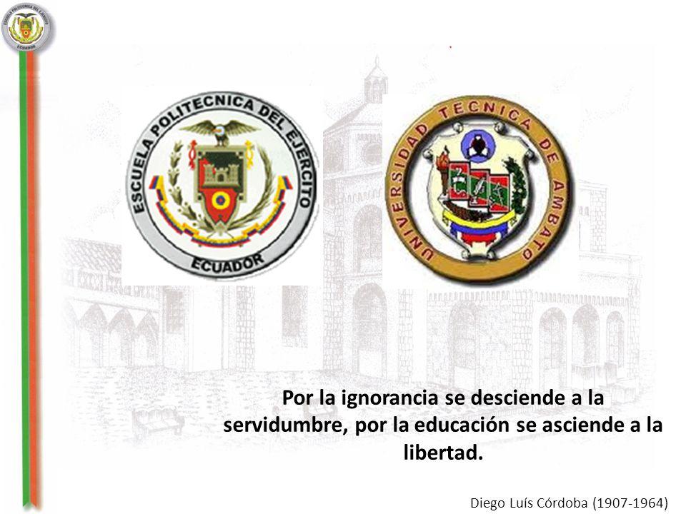 Por la ignorancia se desciende a la servidumbre, por la educación se asciende a la libertad.