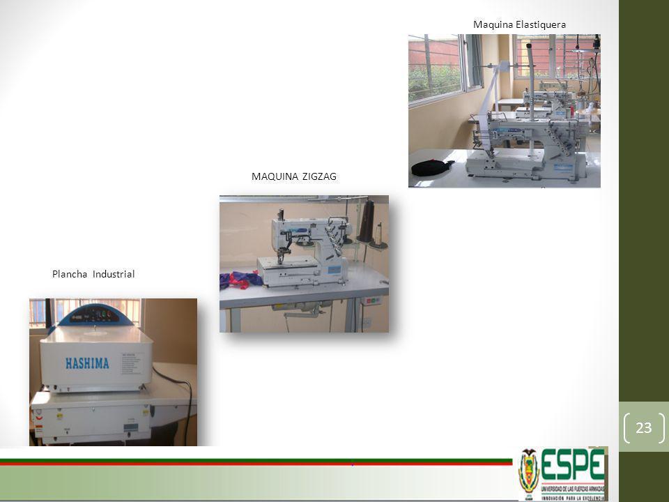 Maquina Elastiquera MAQUINA ZIGZAG Plancha Industrial