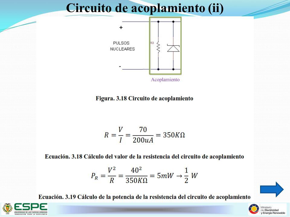 Circuito de acoplamiento (ii)