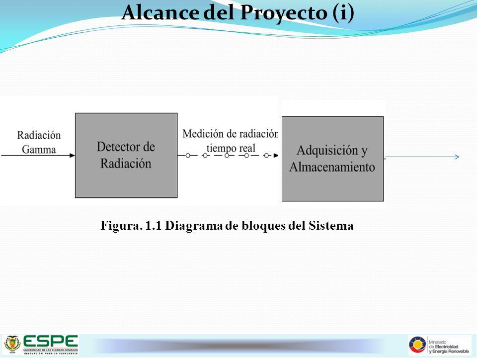 Alcance del Proyecto (i)