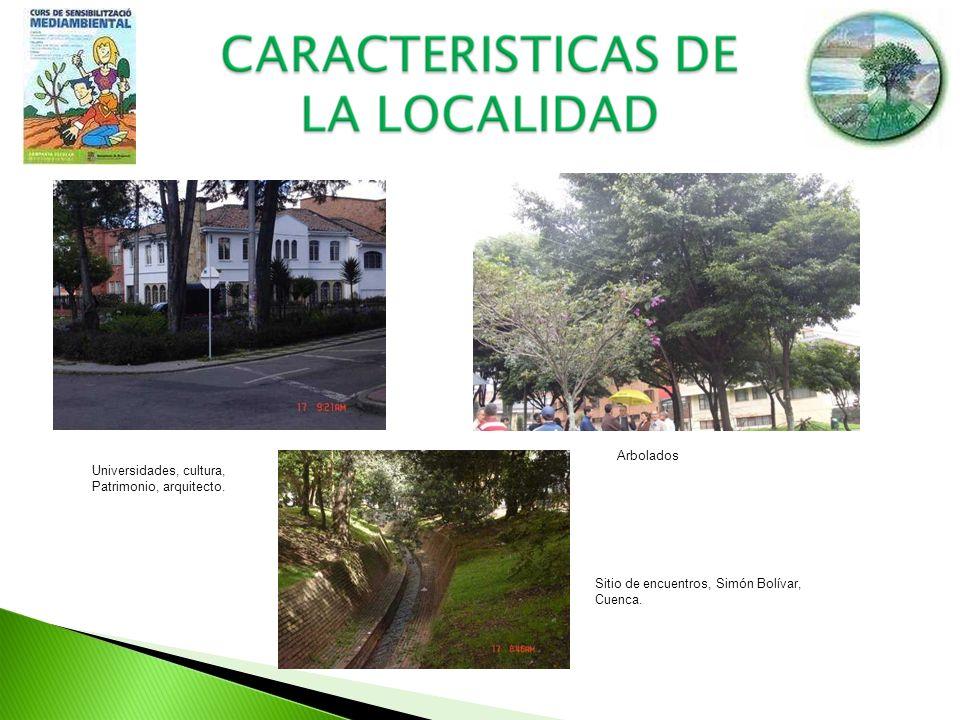 ArboladosUniversidades, cultura, Patrimonio, arquitecto.
