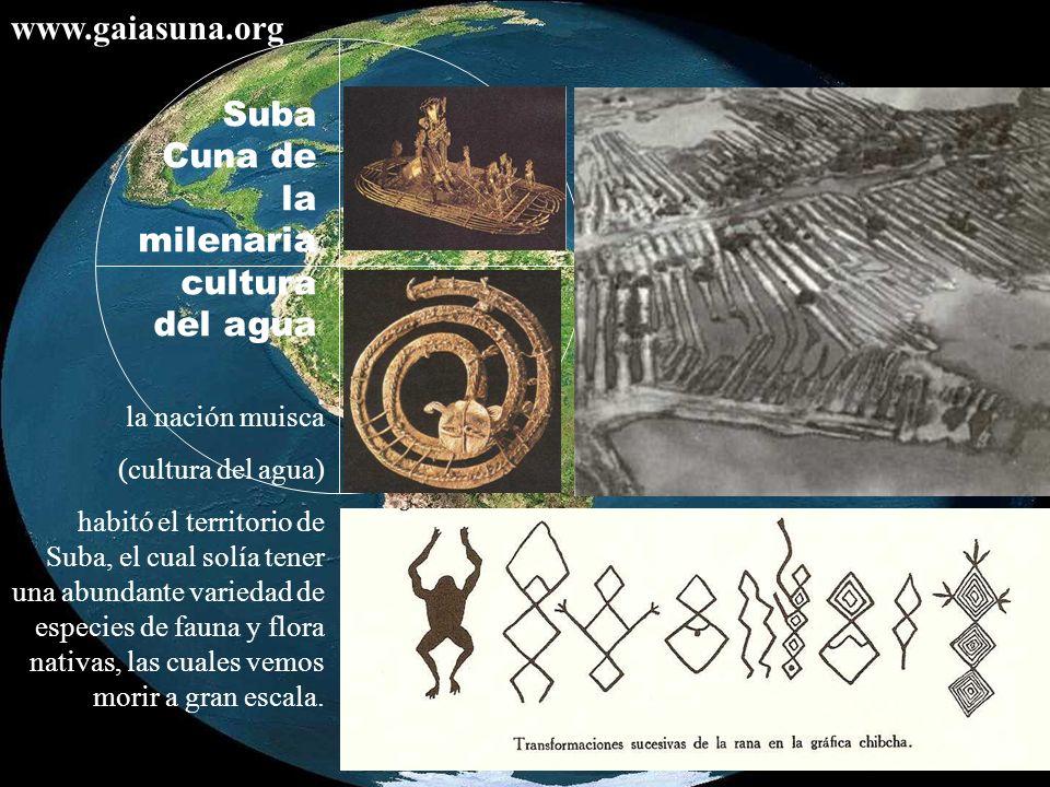 Cuna de la milenaria cultura del agua