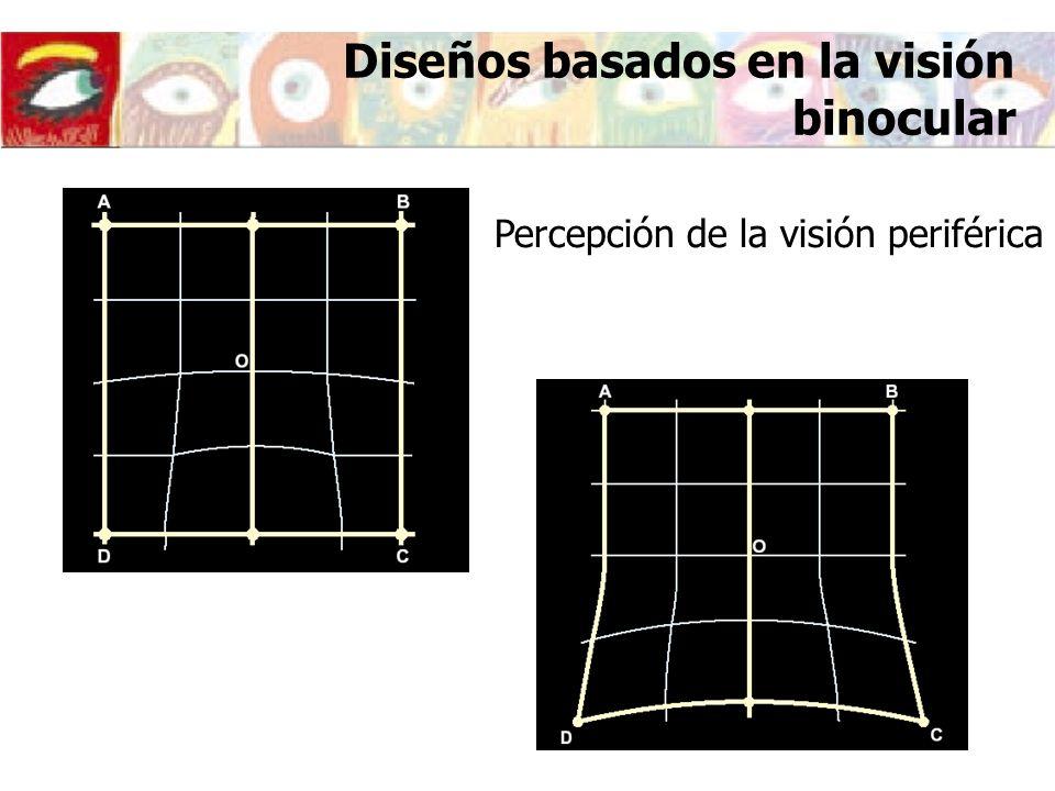 Diseños basados en la visión binocular