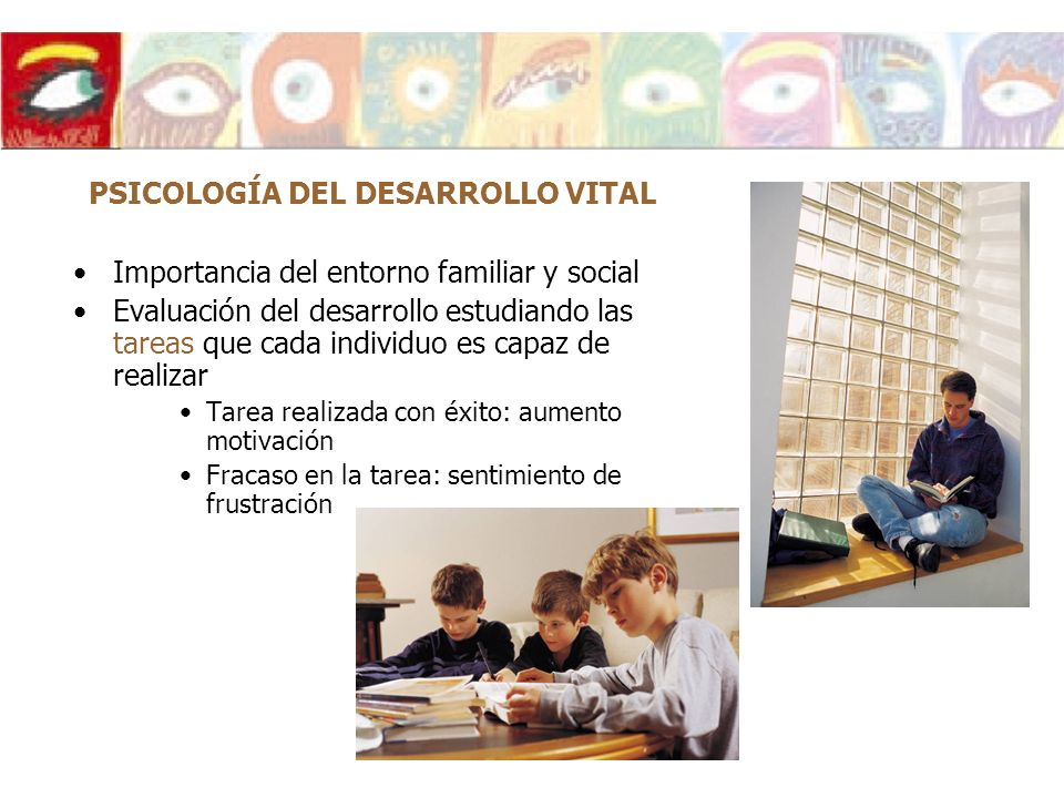 PSICOLOGÍA DEL DESARROLLO VITAL