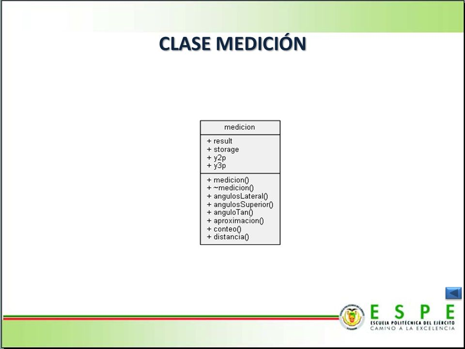 CLASE MEDICIÓN