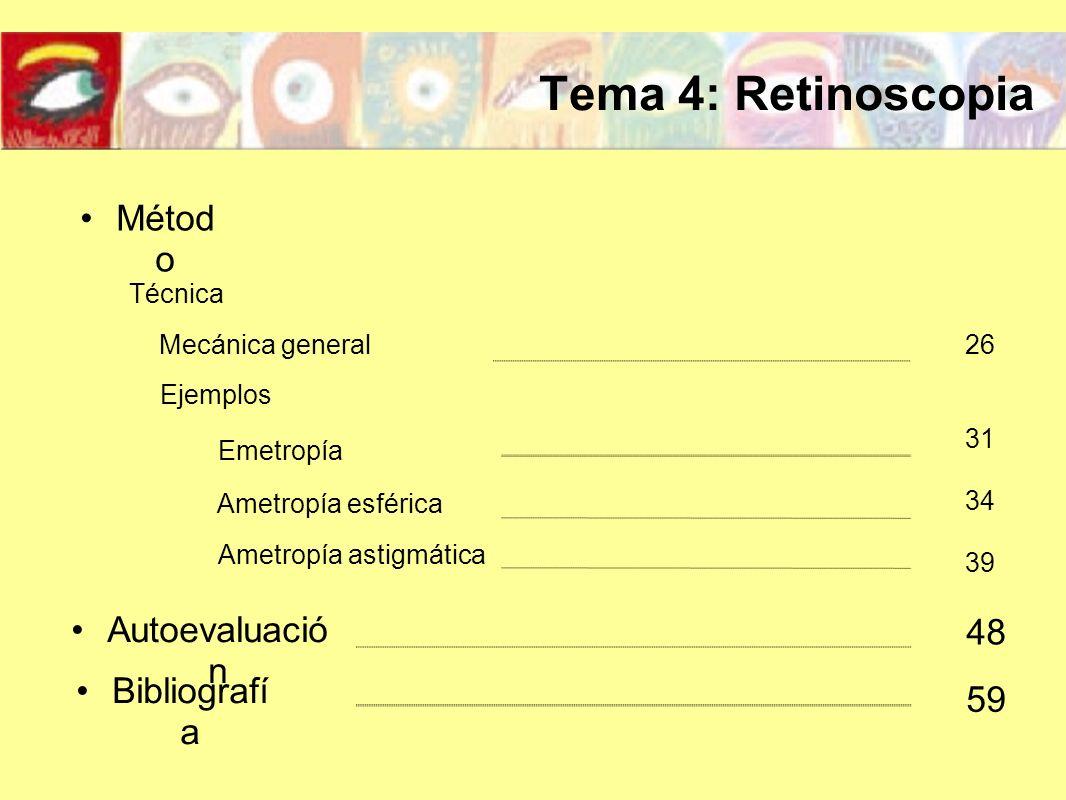 Ametropía astigmática
