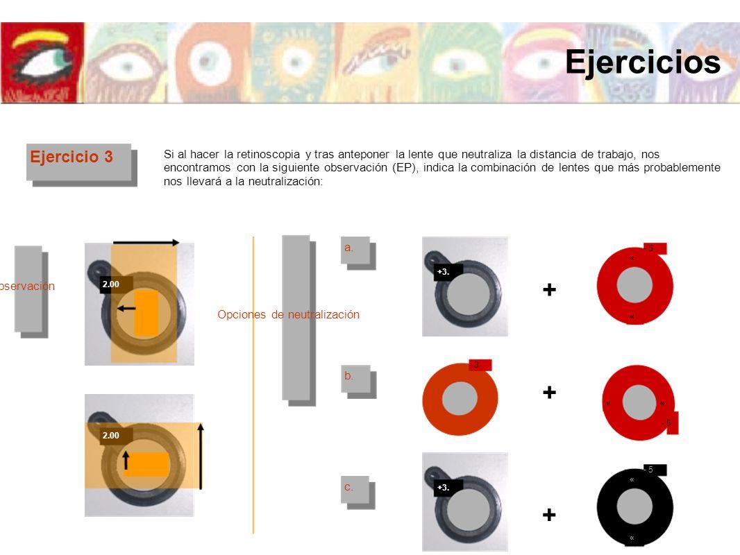 Ejercicios + + + Ejercicio 3