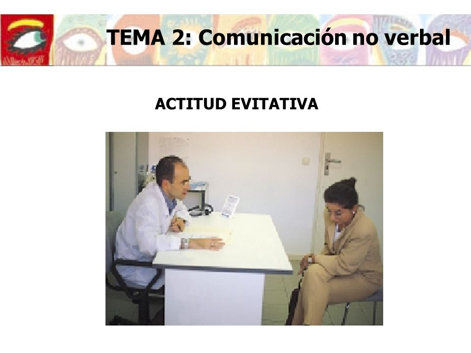 TEMA 2: Comunicación no verbal