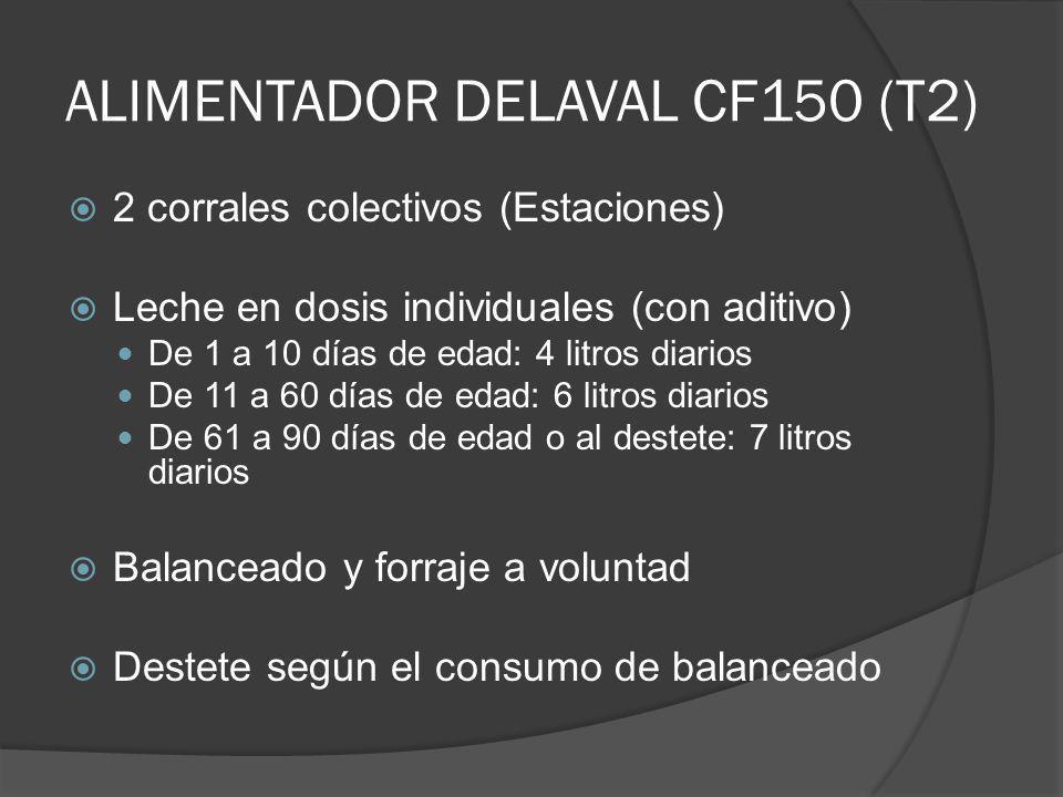 ALIMENTADOR DELAVAL CF150 (T2)