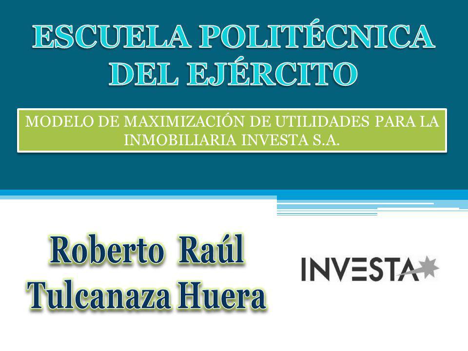 Roberto Raúl Tulcanaza Huera