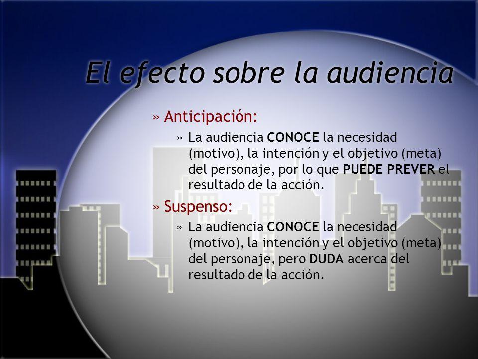 El efecto sobre la audiencia