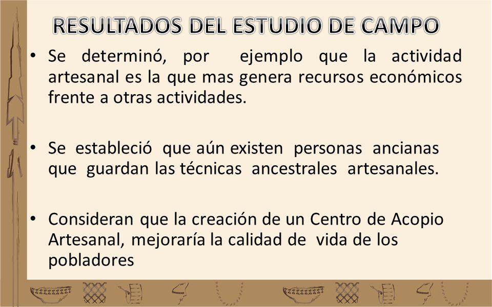 RESULTADOS DEL ESTUDIO DE CAMPO