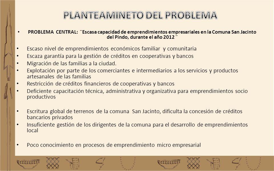 PLANTEAMINETO DEL PROBLEMA