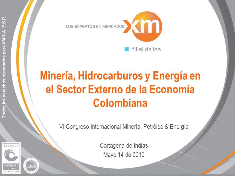 VI Congreso Internacional Minería, Petróleo & Energía