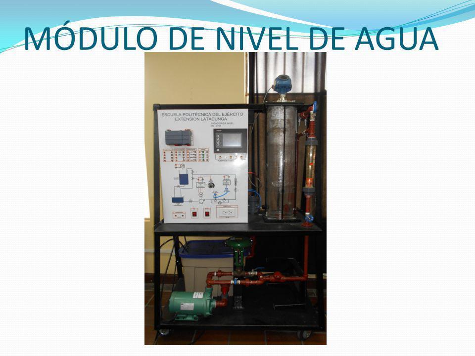 MÓDULO DE NIVEL DE AGUA