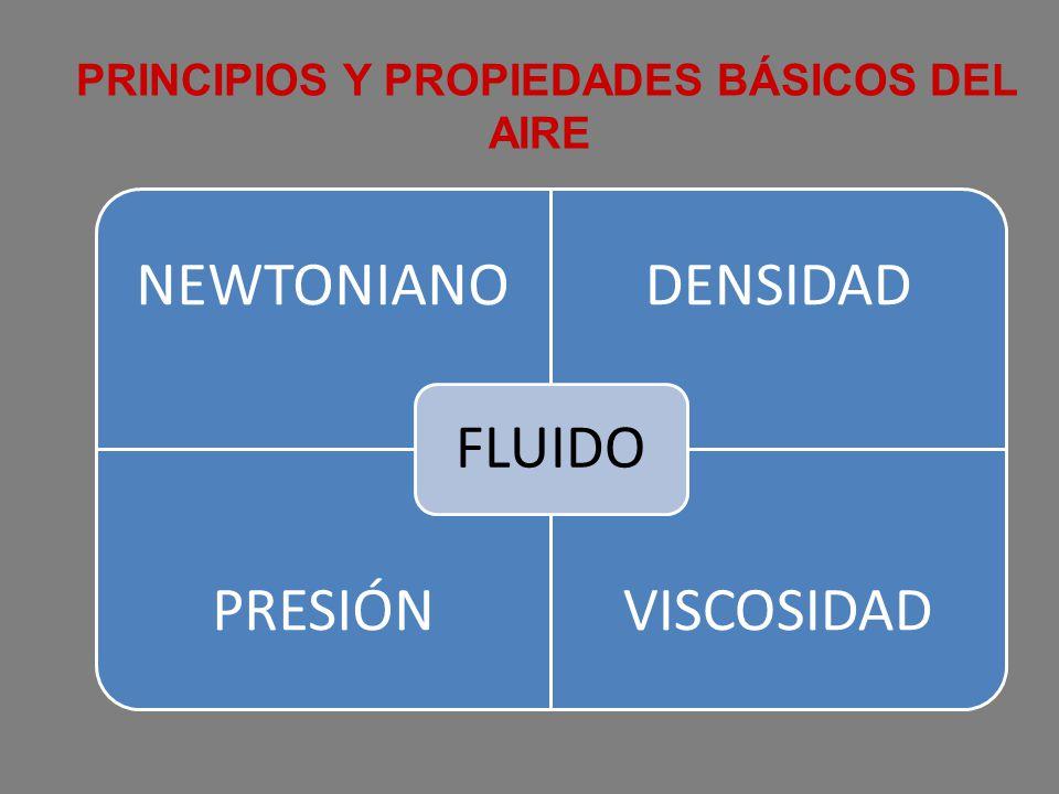 PRINCIPIOS Y PROPIEDADES BÁSICOS DEL AIRE